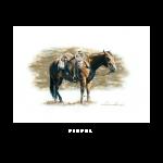 Pistol, western artist, Mikel Donahue
