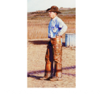 Where's he going, Mikel Donahue, Western Artist
