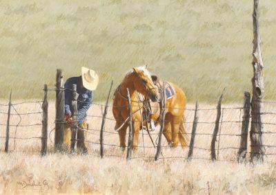 Cowboy Tech 9x13 Acrylic